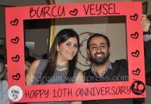 Burcu&Veysel 10th Year_2